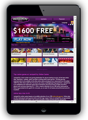 jackpot city casino minimum deposit