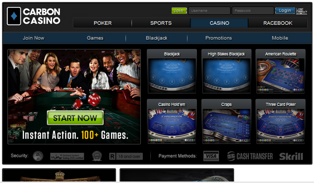 which online casino pays the best poker american