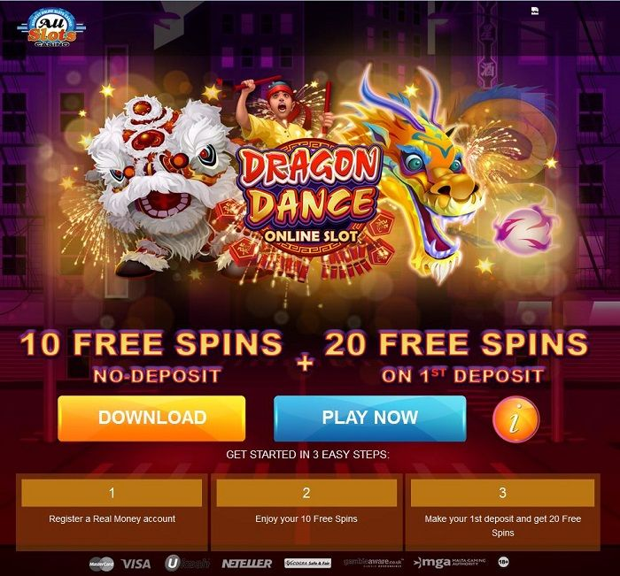 all slots casino no deposit promo code